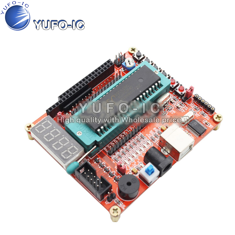 51 / AVR microcontroller core development <font><b>board</b></font> STC89C52RC / 51 MCU experiment <font><b>board</b></font>/<font><b>ATMEGA32</b></font> learning <font><b>board</b></font> 0.18-X image