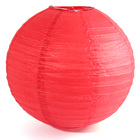 1 x Chinese Japanese Paper Lantern Lampshade for Party Wedding, 40cm(16