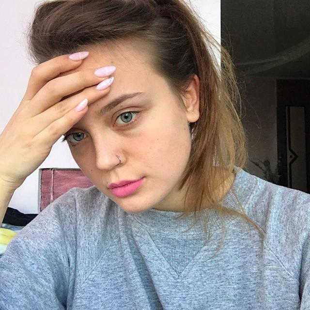 2pc Lot Cute Fashion Fake Septum Medical Titanium Nose Ring