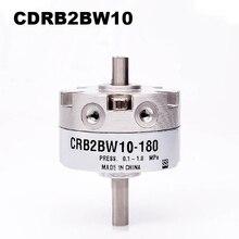 CRB2BW 시리즈 SMC 유형 로터리 실린더 CRB2BW10 90S CRB2BW10 180S CRB2BW10 270S 단일 베인 공압 로터리 액추에이터 보어 10