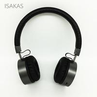 ISKAS Bluetooth Headphones Buttons Earphones MP3 Free Musique Pc Tecnologia Eletronica Phone Bluetooth Phone Wireless Phone Good