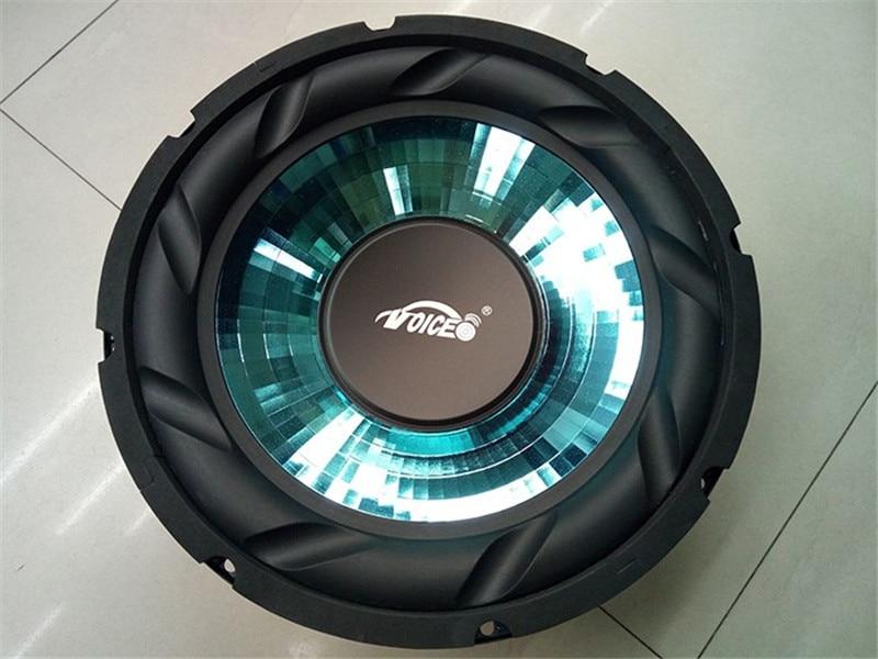 1 pcs High Power woofer Subwoofer 12 inch 200W 8 ohm woofer speaker 45HZ-4500HZ  for car amplifier Black strong paper cone 1000w high power car stereo subwoofer amplifier board with installation box for 8 12 inch speaker