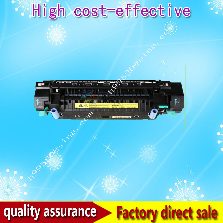Original 95%New for HP LaserJet 4650 4600 Fuser Assembly Fuser Unit RG5-7451 RG5-7450 RG5-6493 RG5-6494 Printer Parts alzenit for hp pro 300 m351 m375 original used fuser unit assembly 220v printer parts