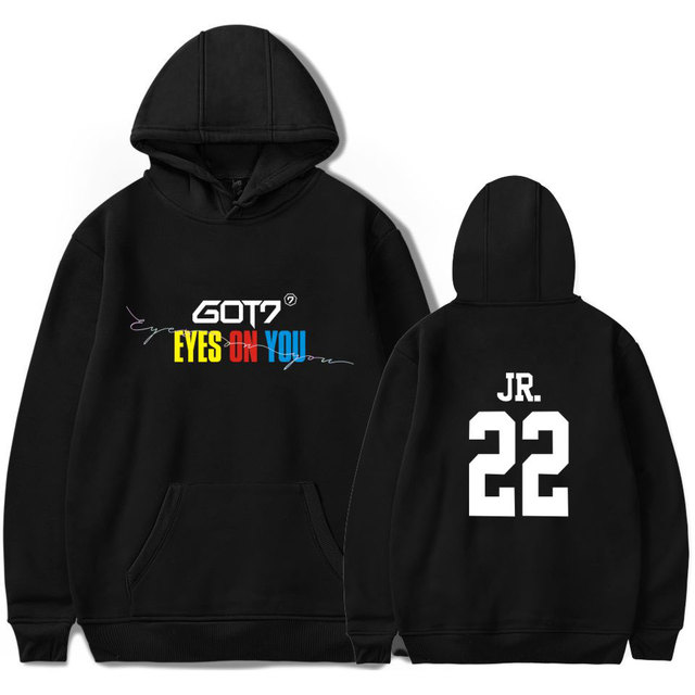 GOT7 EYES ON YOU HOODIE (26 VARIAN)