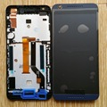 5.0'' Full LCD Display + Touch Screen Digitizer Glass + Frame Cover Assembly For HTC desire  626G  ;Blue ;New;100% Tested