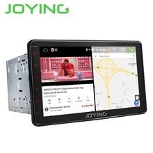 Радуясь 2 Din автомобильный радиоприемник 4 ГБ Android 8,1 Octa Core gps приемник WI-FI 8 дюймов HD дисплей поддержка быстрой загрузки/голосовых команд головное устройство