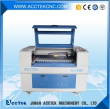 CO2 laser cutting machine 6090/laser cutting engraving equipment