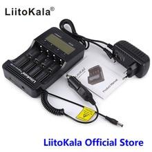 Liitokala lii-500 ЖК-дисплей 18650 зарядное устройство lii500 для 18650 17500 26650 1634014500 AA AAA Ni-MH аккумулятор