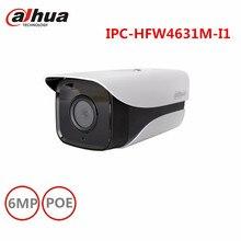 Dahua 6MP POE IP Camera IPC-HFW4631M-I1 HD 1080P IP67 IR 50M H.265 IP66 Night Vision Bullet Outdoor CCTV Surveillance Camera