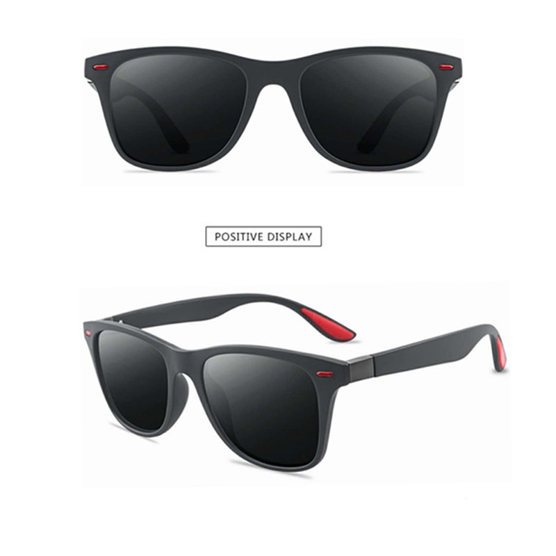 2020 New Classic Polarized Sunglasses Men Women Driving Square Frame Sun Glasses Male Goggle UV400 Driver goggles