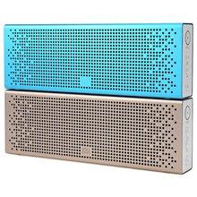 Original XiaoMi Inalámbrica Bluetooth Reproducción de Música de Apoyo Llamadas Manos Libres Altavoz Incorporado de La Batería de Control de Volumen para el Smartphone