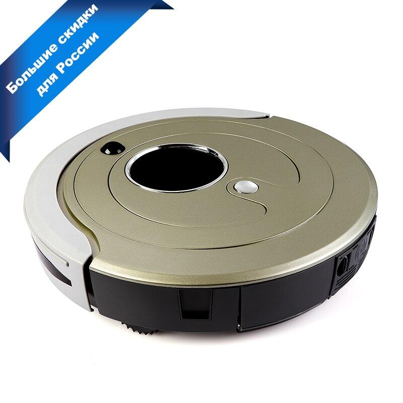 (Доставка со склада в России) Liectroux D6601 робот пылесосы для автомобиля, зигзаг режим, день и ночь распознавания, 2 основной кисточки, робот-пыле...