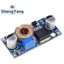 ShengYang – module d'alimentation 5A réglable, XL4005 DSN5000 au-delà du LM2596 DC-DC, grande puissance à courant Large 5A, 1 pièces