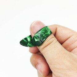 1 шт. палец для большого пальца гитарный медиатор целлулоида для акустической электрической гитары ra Толщина 1,2 мм
