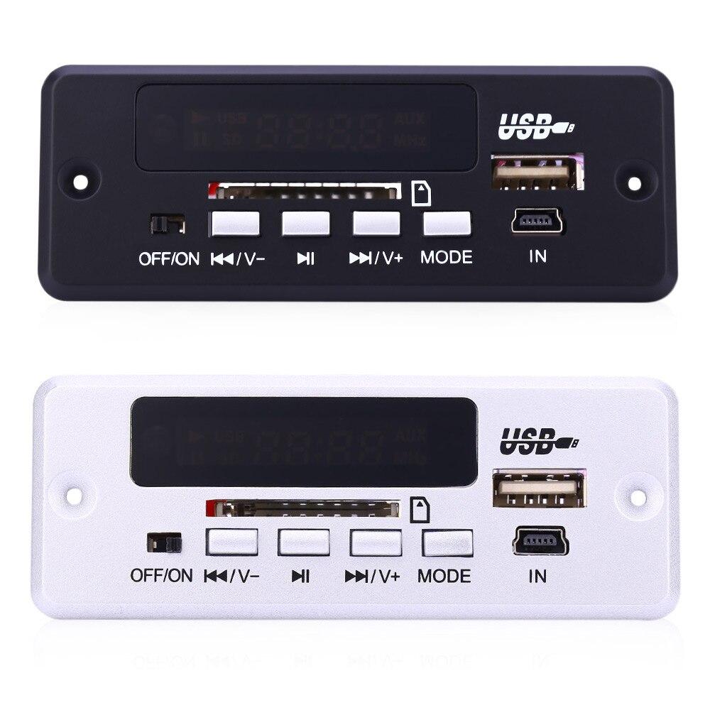 CT02CA MP3 Double Decoding Deck Remote Control WAV Decoder Power Cut Memory Function Clock Display #D2