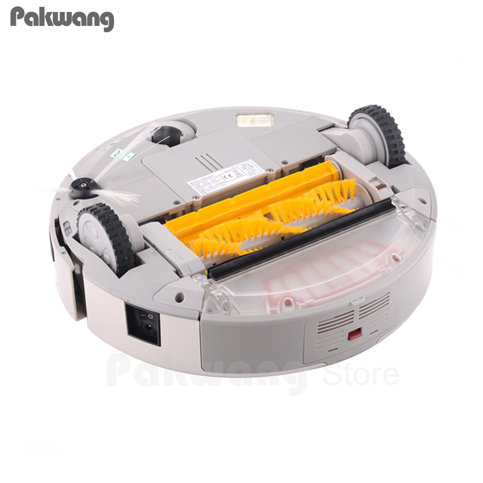 Original A320 A325 Left  Wheel and Right Wheel Assembly, Robot vacuum cleaner A320 and A325 Wheels Spare Parts