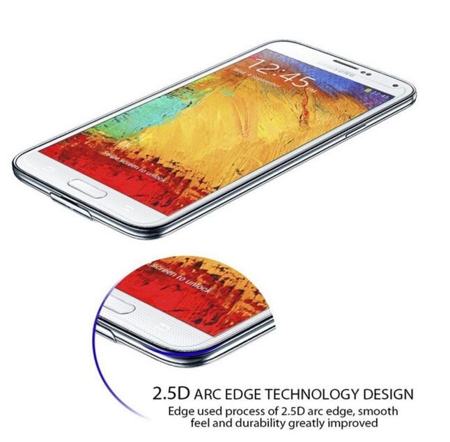 SM-N7505 / SM-N900 N9005 Պաշտպանիչ ապակու համար - Բջջային հեռախոսի պարագաներ և պահեստամասեր - Լուսանկար 2