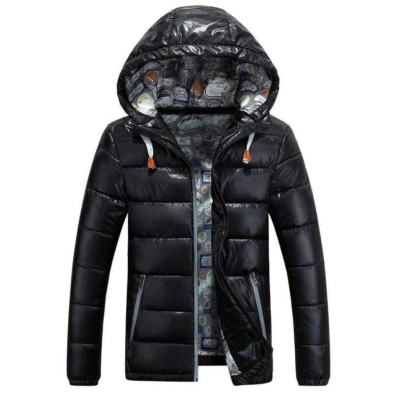 Kış ceket erkek Kapüşonlu Yüksek kazık aşağı ceketler palto ultra hafif aşağı ceket parka chaqueta mujer kuzey Amerikan tarzı ceket