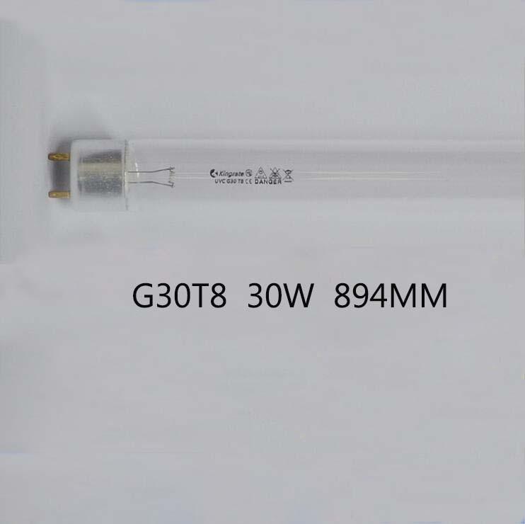 G30T8 UV LAMP,TUV 30W  Germicidal Lamp,G30T8 30W UVC LAMP
