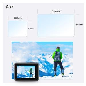 Image 5 - ป้องกันหน้าจอสำหรับGoPro 8 Hero7 สีดำ 6 5 2020 อุปกรณ์ป้องกันฟิล์มกระจกนิรภัยสำหรับGoPro 8 HERO 7 6 กล้อง