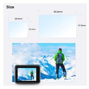 Image 5 - Ochraniacz ekranu dla GoPro 8 Hero7 czarny 6 5 2020 akcesoria folia ochronna szkło hartowane dla GoPro 8 Hero 7 6 Action Camera
