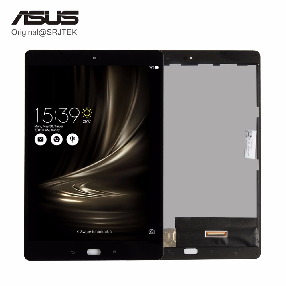 Original For ASUS ZenPad 3S 10 Z500M P027 Z500KL P001 LCD Display Matrix Touch Screen Digitizer Sensor Tablet PC Parts Assembly asus zenpad 3s 10 z500m tablet pc