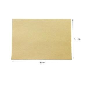 Image 3 - 100 PCS/lot nouveau mignon Vintage Kraft papier enveloppe 160*110mm mariage cadeau enveloppes fenêtre carte enveloppe