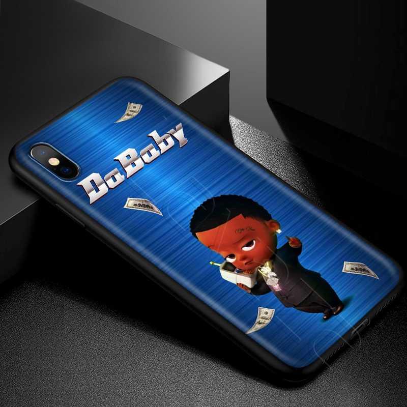 Lavaza DaBaby مغني الراب حقيبة لهاتف أي فون 11 برو XS ماكس XR X 8 7 6 6S زائد 5 5s se