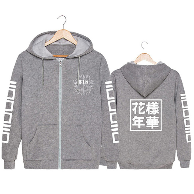 BTS The Forever Young Hoodie