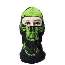 Cobrir a Boca Máscaras Motocicleta Balaclava Poeira-prova à prova de vento Capacete Protetor Respirável Máscaras de Esqui No Inverno Máscara Quente