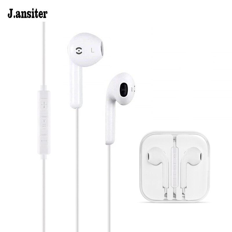 Hell In-ohr Kopfhörer Schoten Für Iphone 5 6 6 S Samsung S5 S6 S7 S8 Iphone Kopfhörer Wired Stereo Bass Kopfhörer Gaming Headset Für Xiaomi