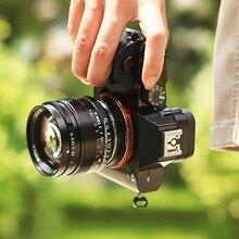 50mm F/1.1 E-Mount Prime Lens