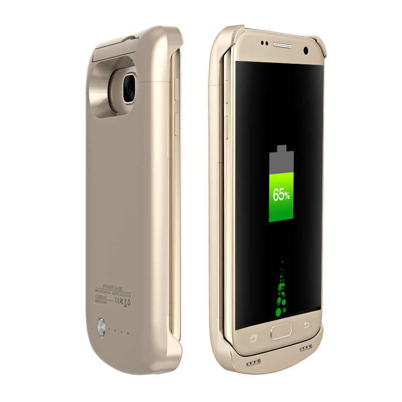 huge selection of cc0e2 11c45 Samsung Galaxy S7 Power case 4200mAh Ultra Slim wireless Portable Backup  External power bank case