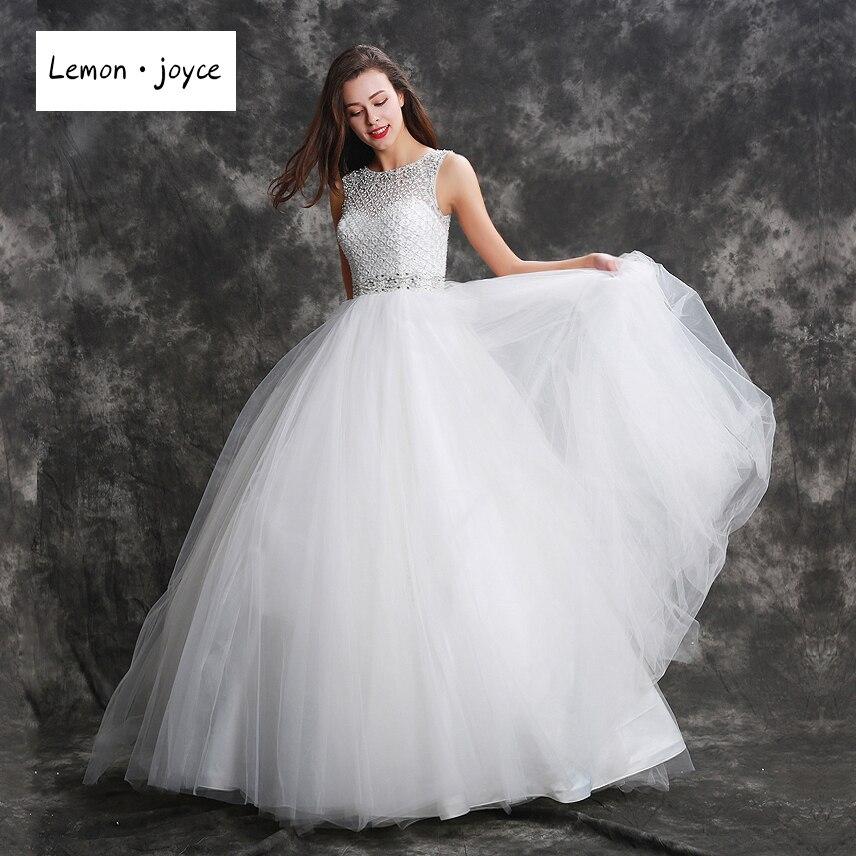 Aliexpress.com : Buy Fantasy Wedding Dresses 2018 Crystal