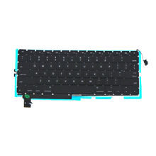 Replacement US Keyboard Backlit for font b Apple b font font b Macbook b font Pro