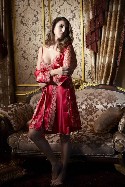 2016 Night Gowns Robe Sets 2 Pieces Women Sleep Suits 2pcs Pajama Sets Sleepwear Womens Nightwear Spring Night Skirts