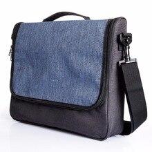Фотография  Portable Protective Messenger Bag Shoulder Bag for Nintendo Switch (black)