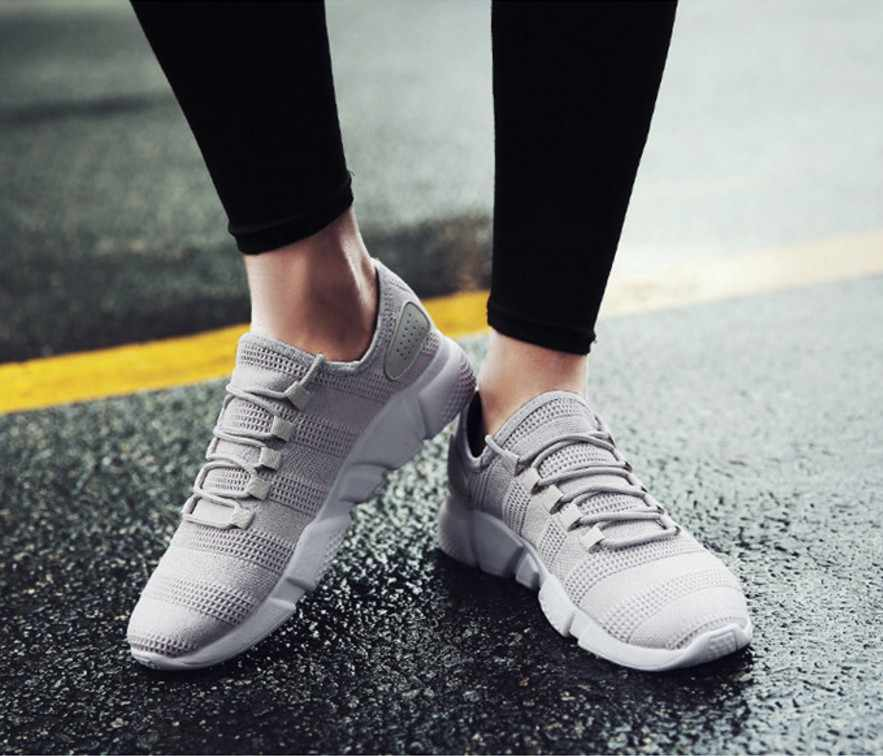 2020 Men Casual Shoes Men Sneakers Brand Men Shoes Male Mesh Flats Loafers Slip On Big Size Breathable Spring Autumn Winter