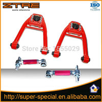 Front Upper Camber Kit REAR CAMBER KIT RED FIT FOR Hond Civc 96 97 98 99