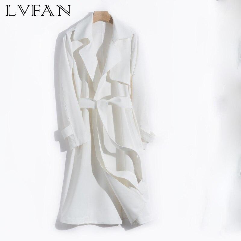 9fd42933ed Otoño blanco Delgada Coreano Militar Estilo Colección Lvfan Cazadora caqui  Desgaste Primavera Verde Cintura Ocio Mostrar ...