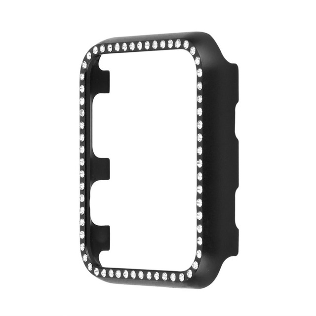 ONLENY Watches Band Accessories Aluminum Shockproof Shell Protective Case Cover