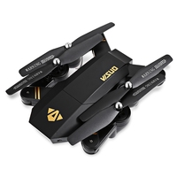 Two Version RC Drone Dron Foldable RC Quadcopter with Camera WiFi FPV G sensor Mode One Key Return Quad Copter Outdoor toys RTF