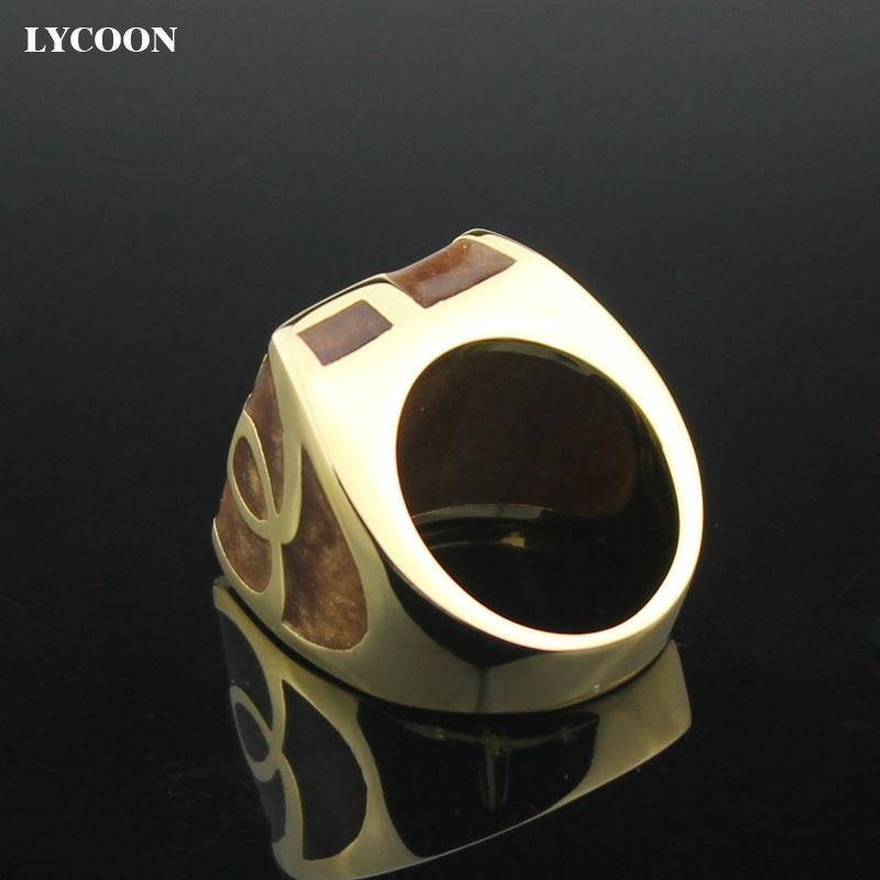 LYCOON տաք վաճառքի տղամարդ և կին - Նորաձև զարդեր - Լուսանկար 3