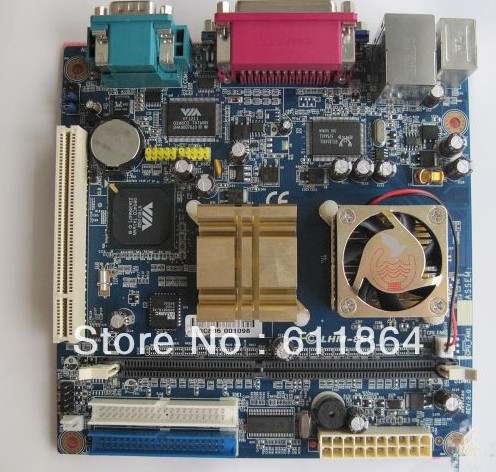 Gifa-868 c3 motherboard industrial motherboard pos motherboard 100% Tested Good Quality
