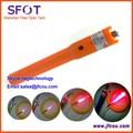 10 mW 10Km Visual Fault Locator Fibra Óptica Laser