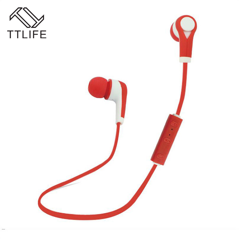 TTLIFE Wireless Bluetooth 4 1 Earphones Audifonos Bluetooth Deportivos Noise Canceling Music Earbuds Stereo with Mic