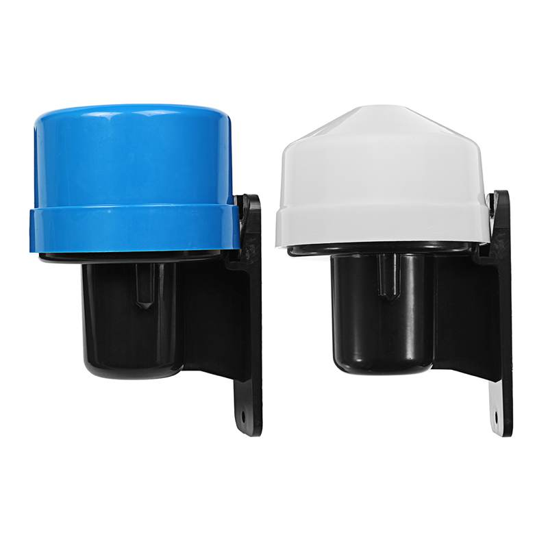 10A 220-240V Photocell Outdoor Light Control Switch Photoelectric Sensor Lamp Light Switch Street Light Control Switch