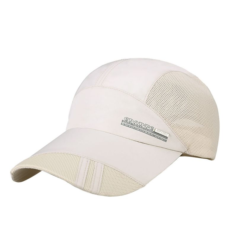 Baseball Sport Caps Unisex Summer Outdoor Sport Hat Running Visor Cap Hot Popular