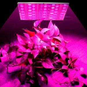 Image 5 - تزايد مصابيح LED تنمو ضوء 25 واط 45 واط AC85 265V الطيف الكامل إضاءة النبات Fitolampy لزراعة النباتات الزهور الشتلات
