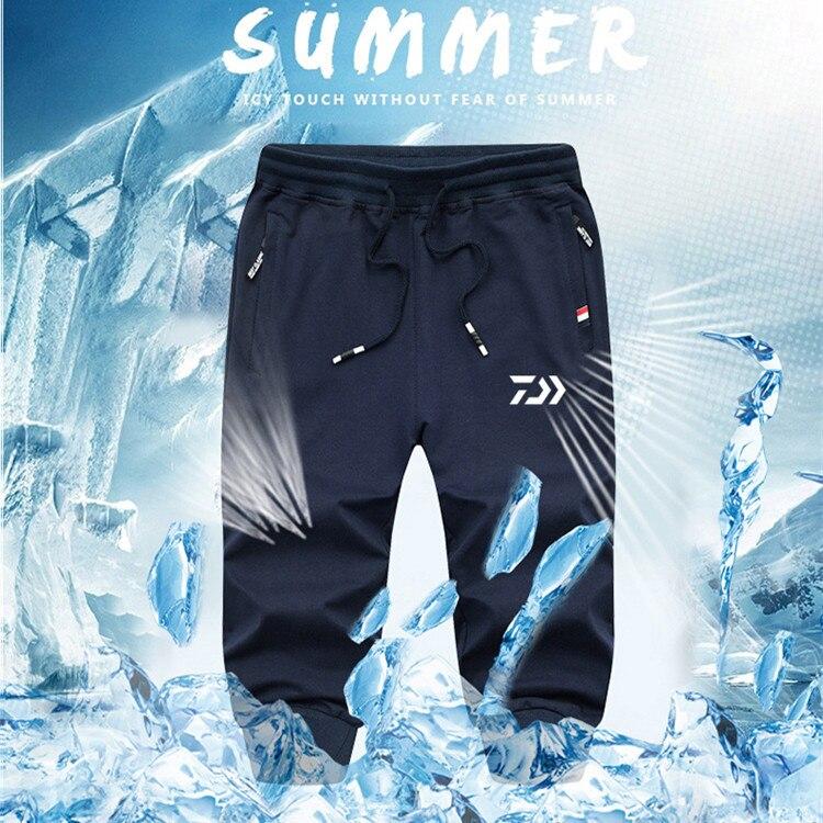 2018 NOUVEAU DAIWA De Pêche shorts pantalon d'été DAWA Respirant lumière stretch sport Alpinisme extérieur DAIWAS Livraison gratuite